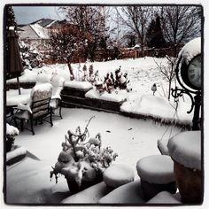 Big snowfall in Kamloops BC Instagram @bmfujita