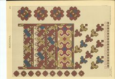 Drawing board of romanian traditional sewing motif. by EndlessTradition in Types > Creative Writing Folk Embroidery, Drawing Board, Brick Stitch, Pattern Books, Creative Writing, Traditional Outfits, Folk Art, Celtic, Stitch Patterns