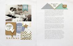 Ali Edwards Design Inc. | Blog: AE Creative Team | Time Digital Story