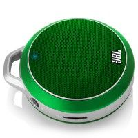 JBL Micro Wireless Green. Don't let the compact size fool you: hearing is believing.
