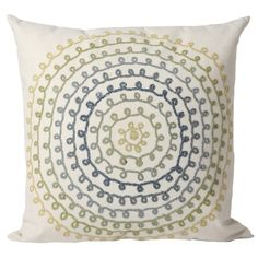 I pinned this Sunburst Pillow from the Ombre event at Joss and Main!