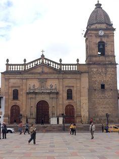 Catedral se Tunja-Boyacá