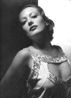 Joan Crawford by George Hurrell