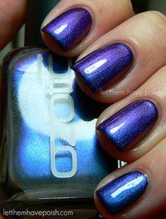 Ozotic Multi Chrome Nail Polish - 506