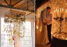 Una ambientación original  http://www.casamenteras.com/ambientaciones-para-casamientos/
