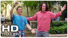 BILL AND TED 3 FACE THE MUSIC Trailer #2 Official (NEW 2020) Keanu Reeve...