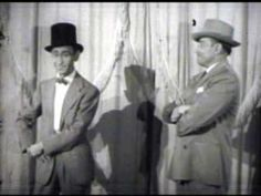 Shaw & Lee Vaudeville Legends (1949)--  a little synchronized choreography in pairs perhaps?