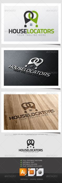 House Locators Logo