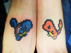 Idea of 8bit character, yes. Amy Valentine, Pulse, Northampton, England