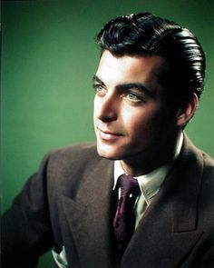 I've never seen a film with Rory Calhoun in it, but he's got very lovely eyes. Hollywood Men, Hooray For Hollywood, Hollywood Icons, Vintage Hollywood, Hollywood Stars, Classic Hollywood, Hollywood Glamour, Guy Madison, Rory Calhoun