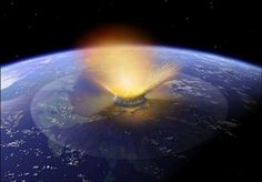 Meteor Crashing Near Lake Tahoe