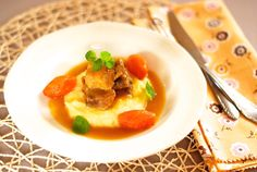 Pork in carrots - Vepřové v mrkvi, o jakém se vám bude zdát Good Food, Yummy Food, Thai Red Curry, Rum, Carrots, Pudding, Breakfast, Ethnic Recipes, Desserts