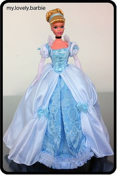 1999 - Disney's 50th Anniversary Collector Doll Cinderella