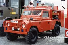 Land Rover Serie 1, Land Rover Defender, Best 4x4, Land Rovers, Range Rover, Fire Trucks, Military Vehicles, Landing, Jeep