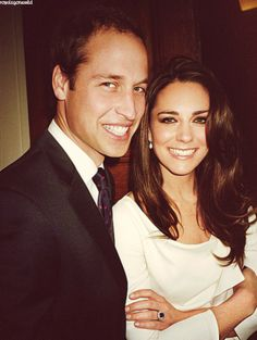 Will + Kate | #Royals