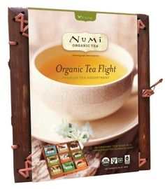Numi Organic Tea has wonderful, affordable tea gift ideas that are perfect for Mother's Day. Numi Tea is available in a vast variety of flavors.