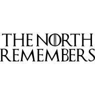 "Game of Thrones Shirt ""The North remembers"""