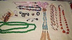 Vintage to Now Jewelry Lot, Variety Mixed Lot of Jewelry
