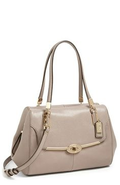 COACH 'Madison' Leather Crossbody Bag, Small available at #Nordstrom