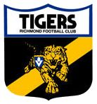 Richmond Football Club- every year is THE year we are going to win the flag! Love you Tiges.