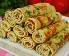 42 Sweet And Savory Crepe Ideas - Food Savory Crepes, Romanian Food, Food Photography, Good Food, Food Porn, Food And Drink, Cooking Recipes, Favorite Recipes, Ethnic Recipes