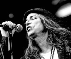 Patti Smith a los 66 » Música » Revista Paula