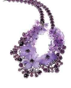 Tutorials | Creative Beading Dreaming Of Flowers Necklace | Beading & Jewellery Making Tutorials