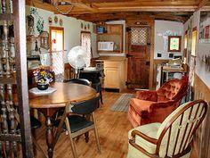 Caboose House Idea