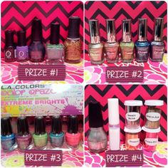 Lace and Lacquers: Lace & Lacquers' 1,000 Facebook Likes Super Duper Awesome Giveaway!