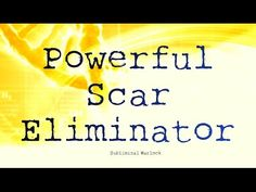 Get Rid of Scars (Any Type) Subliminals Frequencies Hypnosis Rife Biokinesis Binaural Beats Potion This Subliminal Audio Potion was created to produce Scar R. Meditation Videos, Healing Meditation, Getting Rid Of Scars, Binaural Beats, Sound Healing, Music Heals, Qigong, Reflexology, Skin Problems