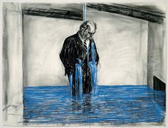 I love the work of William Kentridge. Here is a drawing from the Stereoscope (animation) Art And Illustration, William Kentridge Art, Street Art, South African Artists, Inspiration Art, Art Graphique, Fine Art, Museum Of Modern Art, Art Museum