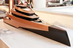 In Bildern: RCA Vehicle Design Degree Show 2015 - Vehicles and Details - Transport Yacht Design, Boat Design, Yatch Boat, Explorer Yacht, Boat Projects, Aircraft Design, Motor Boats, Luxury Yachts, Transportation Design
