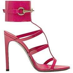 "Gucci shoes ""URSULA"" Spring/Summer 2013"