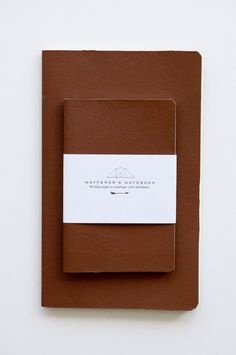 Wayfarer's Notebook // for capturing ideas with words (and maybe pictures, too)