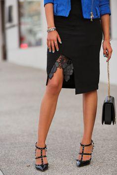fb765db24 @Valentino #rockstud pumps Stitch Fix Stylist, Italian Fashion, Hot Shoes,  Leather