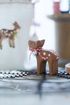 Bambi, Reh, Ostheimer, Lichterglas, bestickt, Lillemor & Rosenresli (www.lillemor-rosenresli.de)