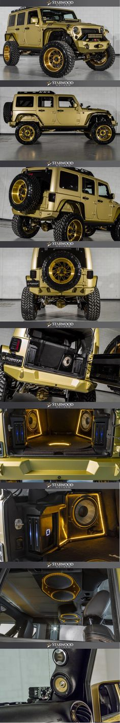 Starwood Custom SEMA Build