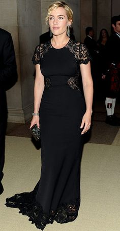 KATE WINSLET IN STELLA MCARTNEY: love Stella Mcartney designs and Kate Winslet always looks amazing in them! <3 to raid her closet!
