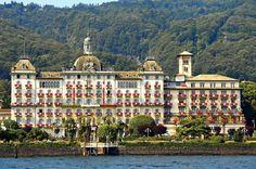 Grand Hotel des Iles Borromees, Stresa, Italia