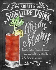 Bloody Mary (Rockin' Chalk)