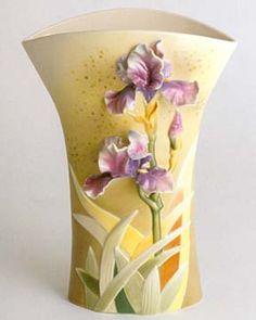 franz porcelain ute patel-missfeldt vase