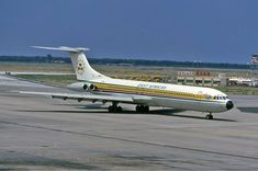 SMART SHOT OF EAST AFRICAN AIRWAYS VC-10