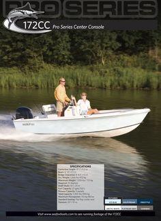 172cc_specs - Sea Fox Boats