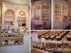 Peggy Porschen Cakes. My dream shop