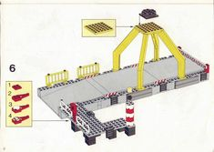 Old LEGO® Instructions | letsbuilditagain.com                              …