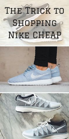 Kick start your workout with a Nike sale happening now! Shop Nike Air Max, Free's, Roshe One's, and much more at up to 80% off retail. Click the image to download the free app and take advantage of daily deals.