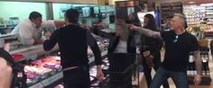 Metallica entra en un supermercado y acaba cantando 'Enter Sandman' con el carnicero