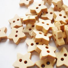 Find More Buttons Information about 50pcs 13mm Five pointed star 2 Holes Wooden Buttons for diy Sewing clothing Accessories natural Wood Button handmade art,High Quality button head hex screw,China button business Suppliers, Cheap accessories cake from Fashion MY life on Aliexpress.com