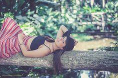 Book Externo Produção de Moda: Amanda Barbosa Produção de Moda Modelety: Gabriella Ferreira Fotografia: Luccas Pereira Fotógrafo — em Parque Lage - Jardim Botânico