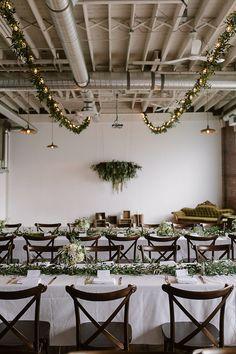 Vintage industrial wedding in Calgary: Brett + Holly - 100 Layer Cake